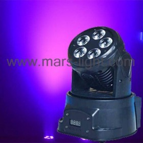 MS-CM05 6 in 1 Mini Moving Head