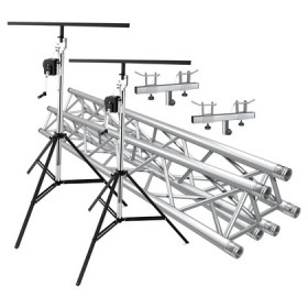 Stairville Wind Up DJ Bundle III 5m