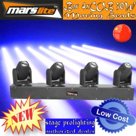 MarsLite 4*30W COB RGBW LED moving head