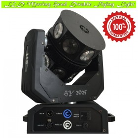 LED Moving Head Double Flying Light
