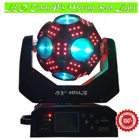 LED CosmoPix Moving Head