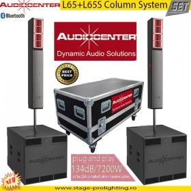 Audiocenter L65+L65S Column System SET