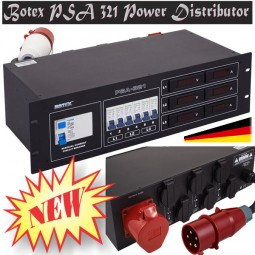 Botex PSA 321 Power Distributor 32A