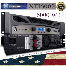Crown XTi 6002. Power Amplifier