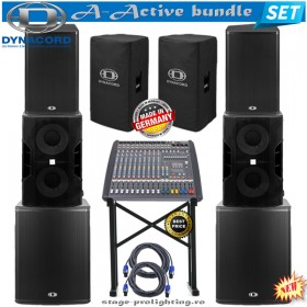 Dynacord A-Active bundle SET
