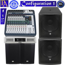 PA low cost Configuration 1