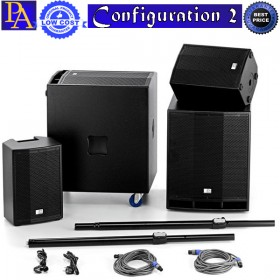 PA low cost Configuration 2