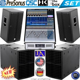 Presonus Digital PA SET