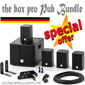 the box pro Pub Bundle SET
