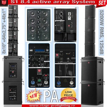 T.I S1 8.4 active array System Set