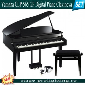 Yamaha CLP-565 GP Digital Piano Clavinova SET