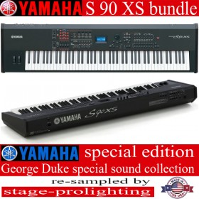 Yamaha S 90 XS bundle