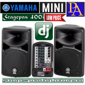 Yamaha Stagepas 400i complete mini-PA system