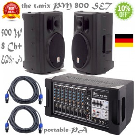 the t.mix PM 800 SET