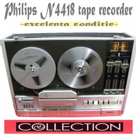 Philips N 4418 tape recorder