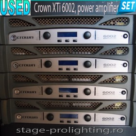 USED Crown XTI6002 Power Amplifier