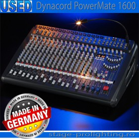 USED Dynacord PowerMate 1600