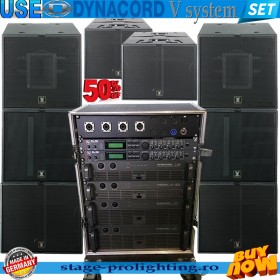 USED Dynacord V System Set +