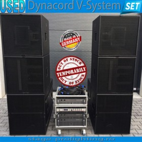USED Dynacord V-System Set