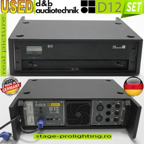 USED d&b Audiotechnik D12 SET