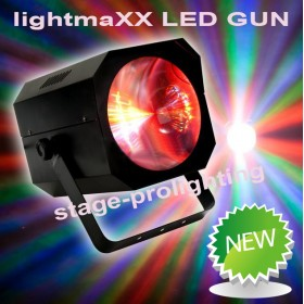 LightmaXX LED GUN